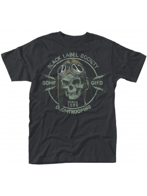 Black Label Society - Doom Trooper (T-Shirt)