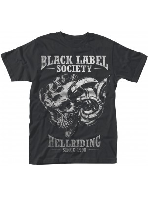 Black Label Society - Hellriding Since 1998 (T-Shirt)