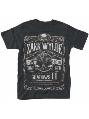 Zakk Wylde - Book Of Shadows II (T-Shirt)