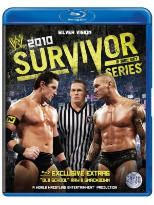 WWE - Survivor Series 2010 (2x Blu-Ray)