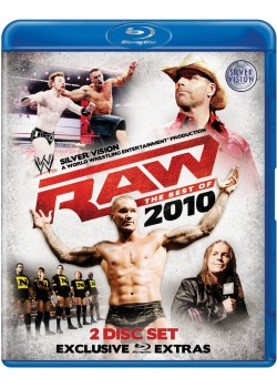 WWE - The Best Of RAW 2010 (2x Blu-Ray)