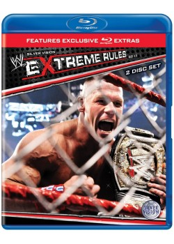 WWE - Extreme Rules 2011 (2x Blu-Ray)