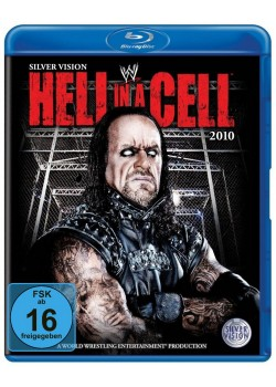 WWE - Hell In A Cell 2010 (2x Blu-Ray)
