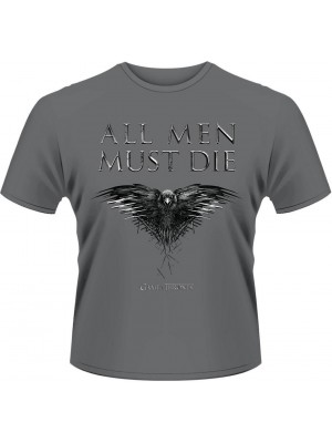 Game Of Thrones - All Men Must Die (T-Shirt)