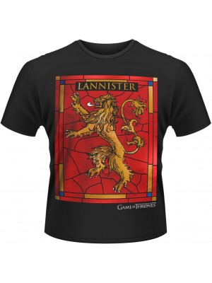 Game Of Thrones - House Lannister (T-Shirt)