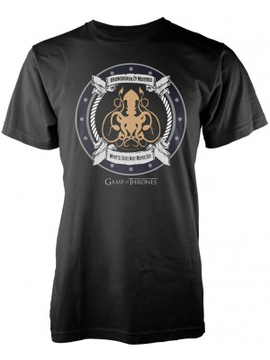 Game Of Thrones - Ironborn Of Westeros (T-Shirt)