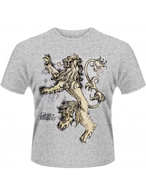 Game Of Thrones - Lannister Lion (T-Shirt)