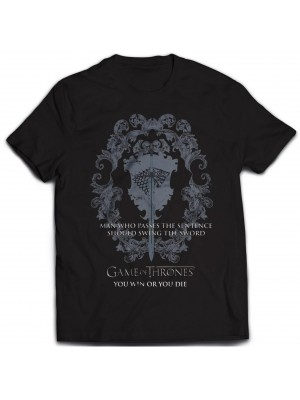 Game Of Thrones - Swing The Sword (T-Shirt)