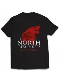 Game Of Thrones - The North Remembers (T-Shirt)