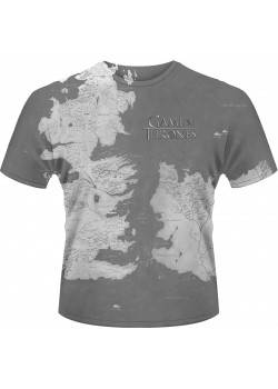 Game Of Thrones - Westeros (All Over Print T-Shirt)