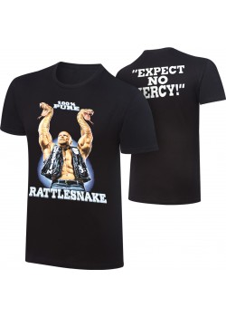 WWE - Stone Cold Steve Austin - 100% Pure Rattlesnake (Official Retro T-Shirt)