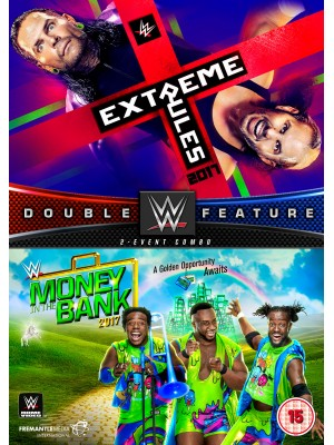 WWE - Extreme Rules 2017 & Money In The Bank 2017 (2x DVD)
