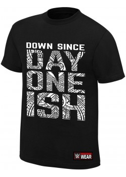 WWE - The Usos - Down Since Day One Ish (Authentic T-Shirt)