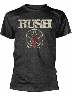 Rush - American Tour 1977  (T-Shirt)