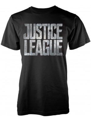 DC Comics - Justice League - Classic Film Logo (T-Shirt)