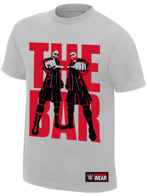 WWE - Sheamus & Cesaro - The Bar (Authentic T-Shirt)