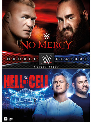WWE - No Mercy 2017 & Hell In A Cell 2017 (2x DVD)
