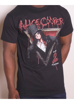 Alice Cooper - Welcome To My Nightmare (T-Shirt)