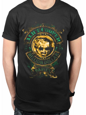 Alice Cooper - Billion Dollar Babies (T-Shirt)