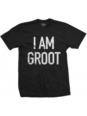Guardians Of The Galaxy Vol.2 - I AM GROOT Text (T-Shirt)