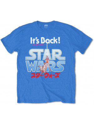 Star Wars - It's Back! Japanese (T-Shirt)
