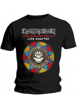 Iron Maiden - The Book Of Souls Live Chapter (T-Shirt)