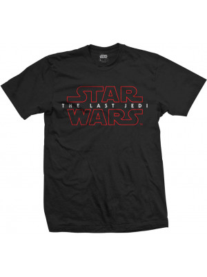 SStar Wars - The Last Jedi - Film Logo (T-Shirt)