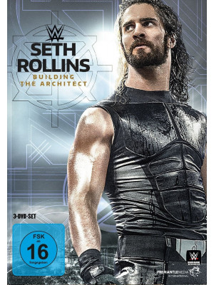 WWE - Seth Rollins - Building The Architect (3x DVD)