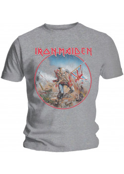 Iron Maiden - The Trooper Vintage Circle (T-Shirt)