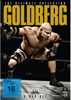 WWE - The Ultimate Goldberg Collection (3x DVD)