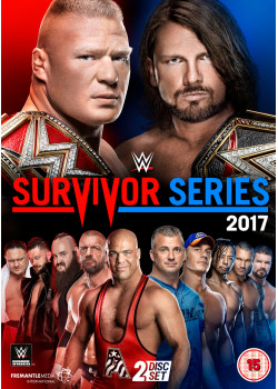WWE - Survivor Series 2017 (2x DVD)