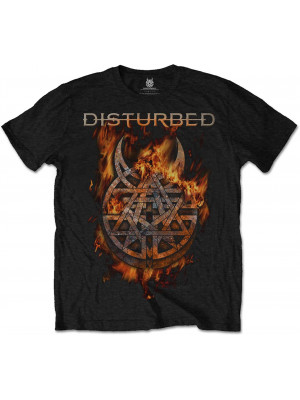 Disturbed - Burning Belief  (T-Shirt)