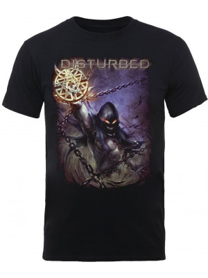 Disturbed - Vortex Colours  (T-Shirt)