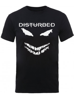 Disturbed - Scary Face Candle (T-Shirt)