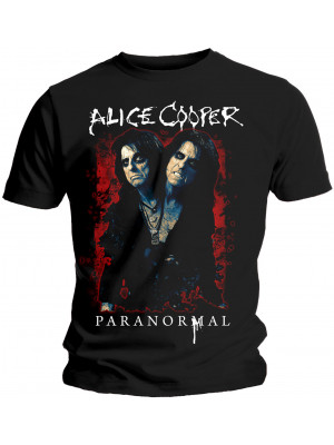 Alice Cooper - Paranormal Splatter (T-Shirt)