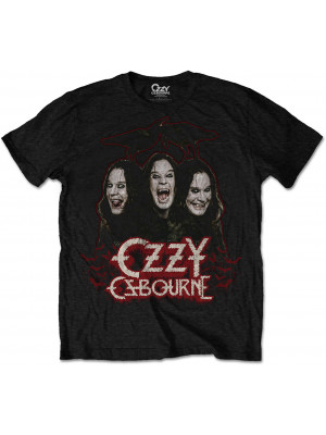 Ozzy Osbourne - Crows And Bars (T-Shirt)