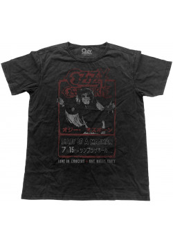 Ozzy Osbourne - Japan Flyer Diary Of A Madman (T-Shirt)