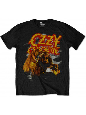 Ozzy Osbourne - Vintage Werewolf Bark At The Moon (T-Shirt)