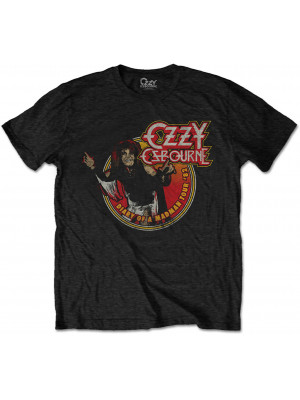Ozzy Osbourne - Diary Of A Madman Tour 1982 (T-Shirt)