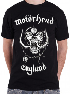 Motörhead - England Everything Louder Than Everything Else (T-Shirt)