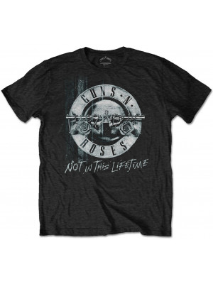 Guns'n'Roses - Not In This Lifetime Tour 2017 Xerox (T-Shirt)