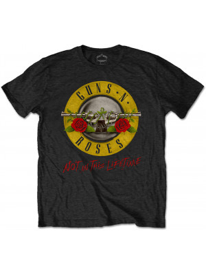 Guns N Roses - Not In This Lifetime Tour 2017 (T-Shirt)
