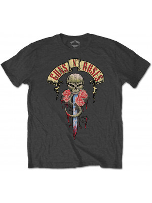 Guns N Roses - Dripping Dagger (T-Shirt)