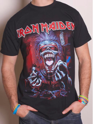 Iron Maiden - A Real Dead One Album Cover (T-Shirt)