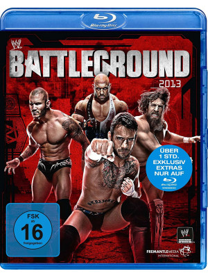 WWE - Battleground 2013 (Blu-Ray)