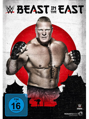 WWE - Beast In The East - Live In Tokio Japan 2015 (DVD)