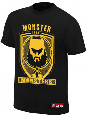WWE - Braun Strowman - Monster Of All Monsters (Authentic T-Shirt)