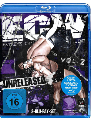 WWE - ECW Unreleased Vol. 2 (2x Blu-Ray)