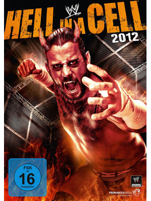 WWE - Hell In A Cell 2012 (DVD)