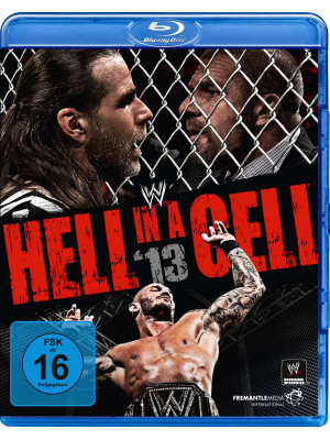 WWE - Hell In A Cell 2013 (Blu-Ray)